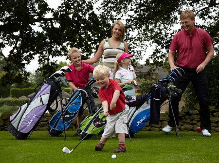 Jaxx Golf family image