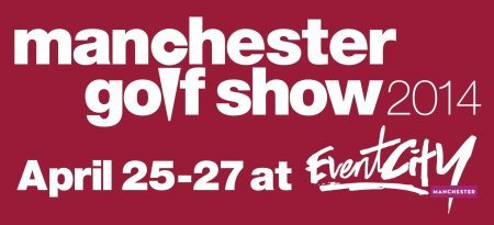 Manchester Golf Show banner