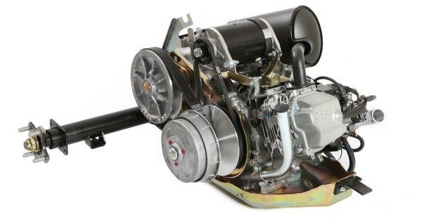 New Club Car EFI Engine