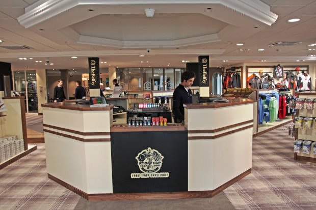 New Golf Shop at The Belfry (1)