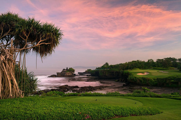 Nirwana 7th and Tanah Lot Temple