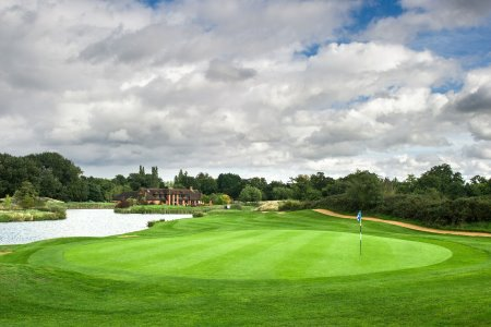 Pyrford Golf Club, one of the Crown Golf clubs now bookable via the app