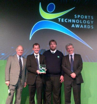 Sports Technology Awards STRI winners