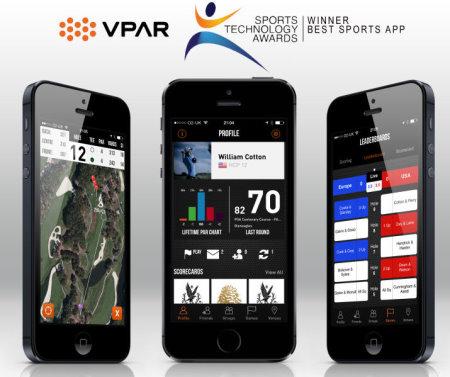 VPAR Sports Technology Awards