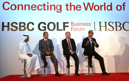 HSBC Golf Sponsorship Panel