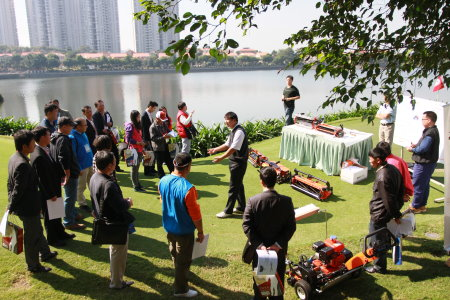 China Golf Industry Forum Concept