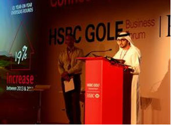 One in four Abu Dhabi golf rounds now played by overseas visitors said Faisal Al Sheikh