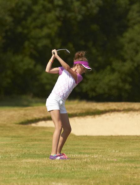 Golf Girl lr