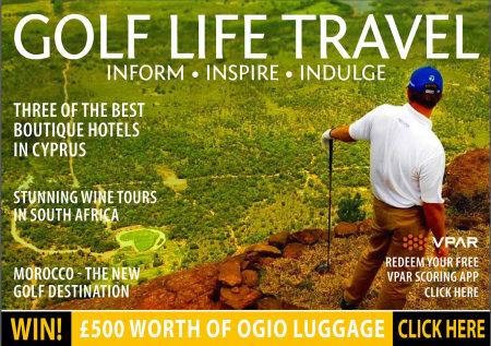 Golf Life Travel third edition