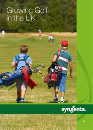 Growing Golf Report cover