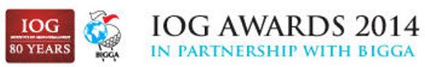 IOG BIGGA Awards logo