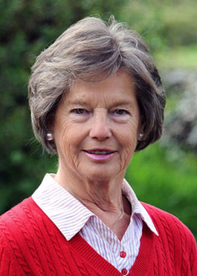 Marian Rae, who will become England Golf President in 2016 (image © seamanphotographer.co.uk)