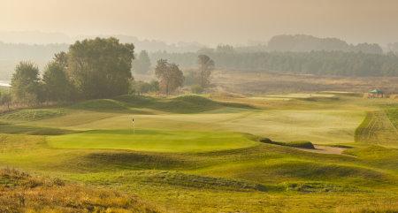 Modry Las Golf Course