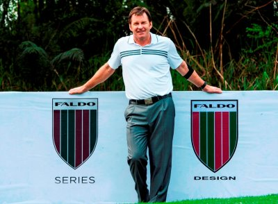 Sir Nick Faldo is looking forward to another record-breaking season for the Faldo Series Asia.
