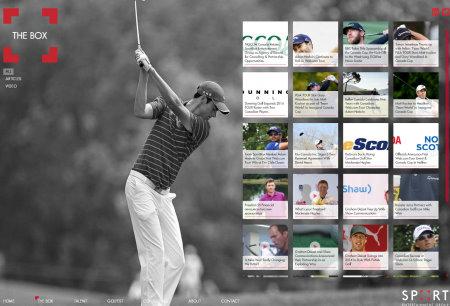 Sportbox website