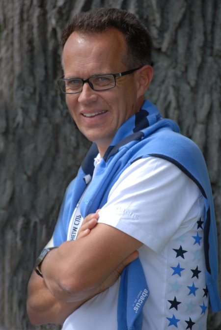 Sven-Olof Karlsson Owner and Managing Director of Abacus Sportswear