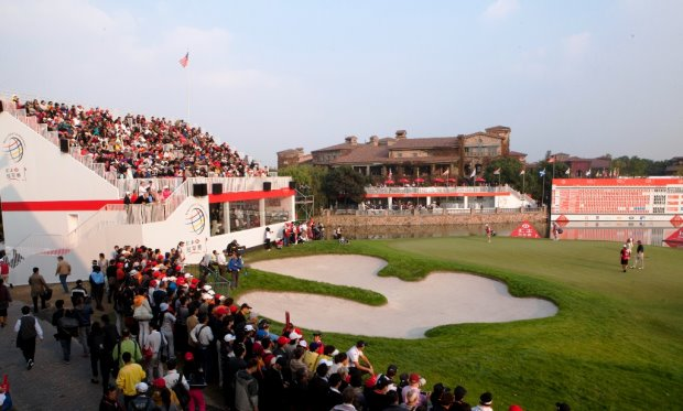Sheshan is home to the WGC-HSBC Championship