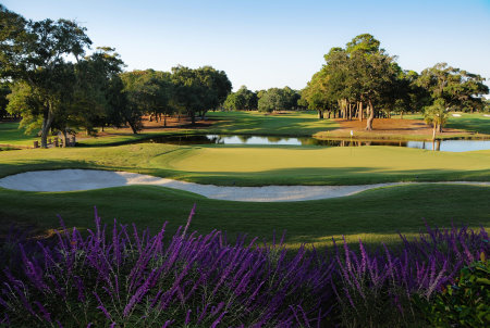The Dunes Club, Myrtle Beach, South Carolina, USA, host of the 2014 PGA Professional National Championship