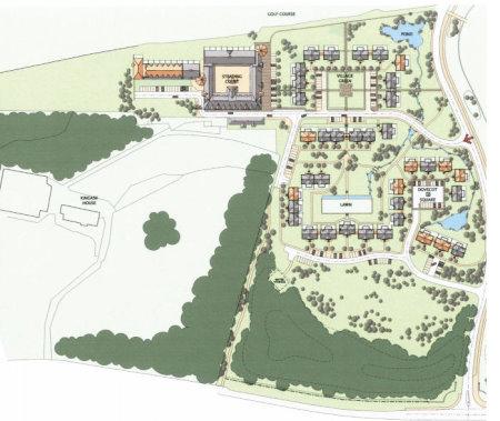 Fairmont St Andrews development opportunity
