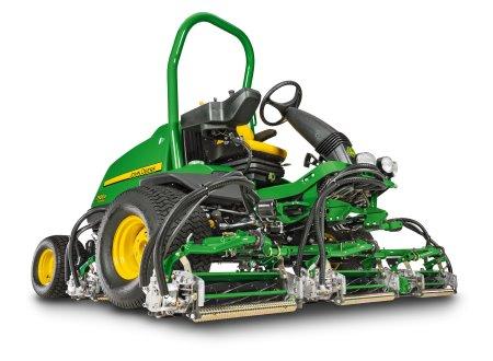John Deere 7500A Precision Cut mower