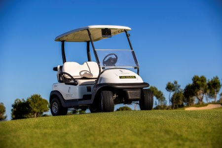 Las Colinas Golf & Country Club Club Car