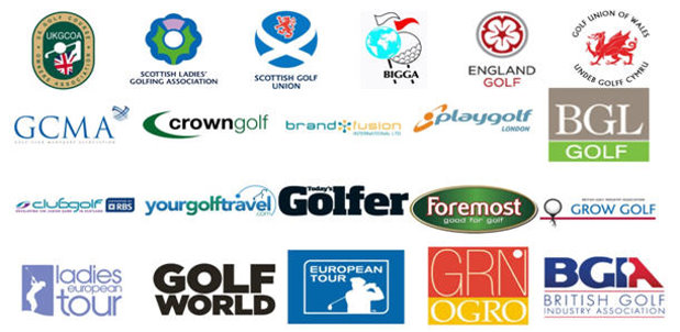 National Golf Month partners