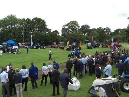 An Open Day at Campey Turf Care