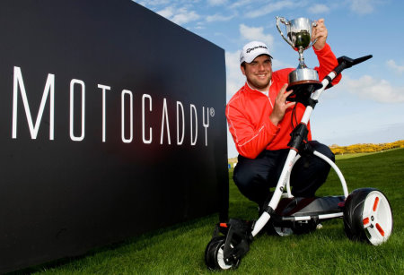 Order of Merit Leader Jack Senior pictured at Montrose