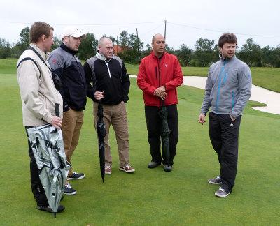 Students visiting Montado Hotel & Golf Resort