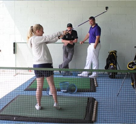 Taster session at Upchurch River Valley Golf Club