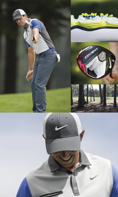 What Rory will be wearing.