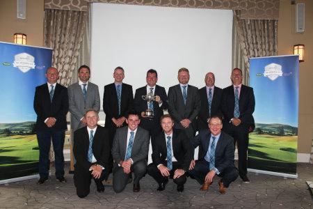 Ashworth Cup Winning Team