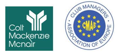 CMM and CMAE logos