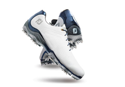 The innovative D.N.A. golf shoe category represents the most comprehensive feature package ever delivered by FJ