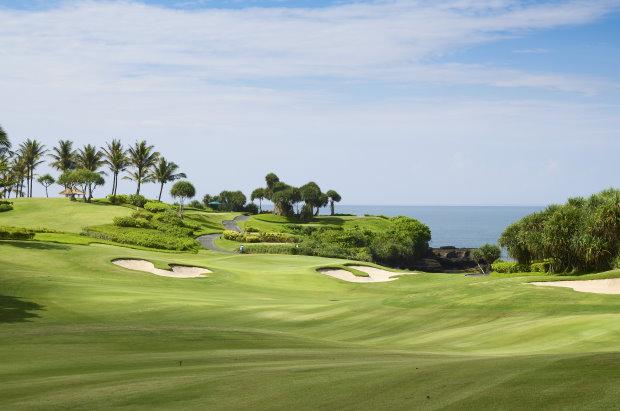 Nirwana Bali Golf Club at Pan Pacific Nirwana Bali Resort