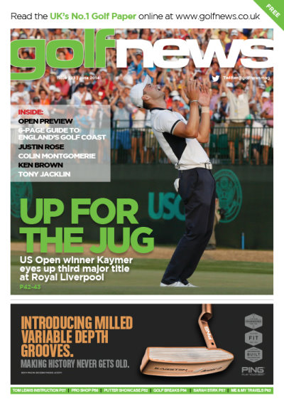 Golf News June 2014 edition