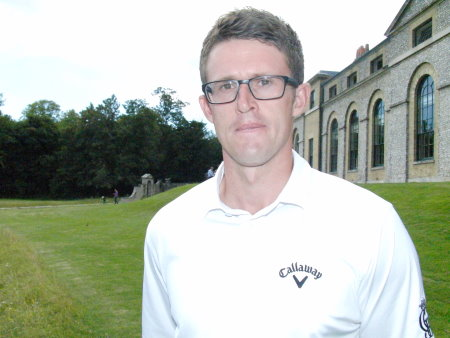 Golf At Goodwood's professional Steve Mitchell