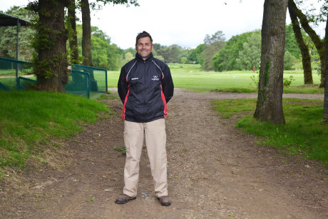 Kevan Glass, Course Manager