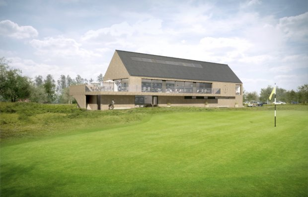 New clubhouse development for Fairfield Golf and Sailing Club
