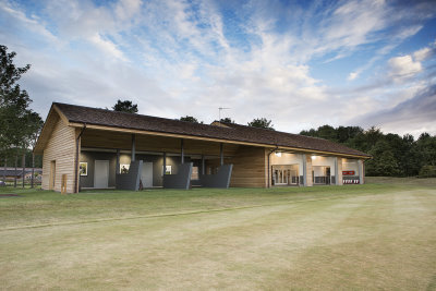 Nike Performance Fitting Centre at Archerfield Links