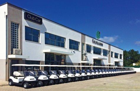Golf e Jardim_Club Car Dealer Portugal
