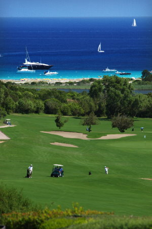 #9, Pevero Golf Club, Costa Smeralda, Sardinia