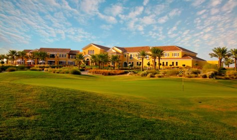 Arabian Ranches Clubhouse