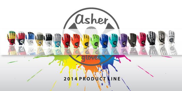 Asher-Golf-Gloves-2014-Lineup