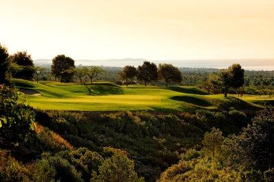 Bonmont Golf Club 17th hole