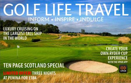 Golf Life Travel, summer 2014