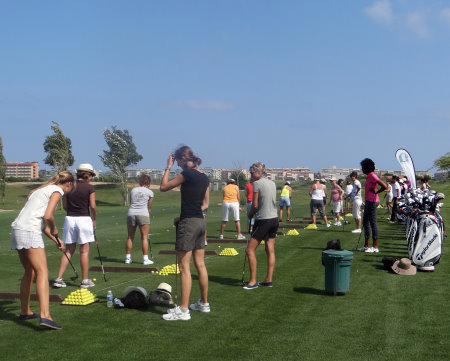 'Golf and Glamour' event at Lumine Golf & Beach Club