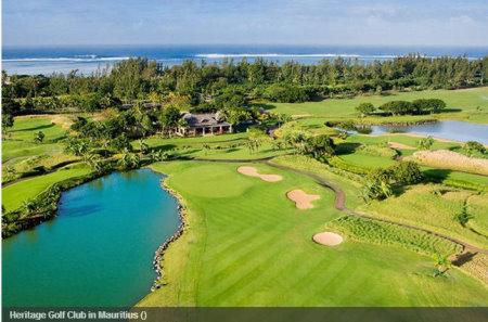Heritage Golf Club, Mauritius (European Tour)