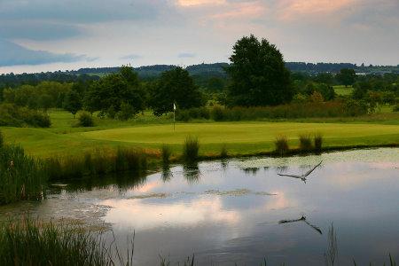 Lakes course at De Vere Belton Woods.