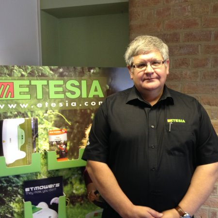 Les Malin, who until recently was general manager of Etesia UK, has been promoted to operations director